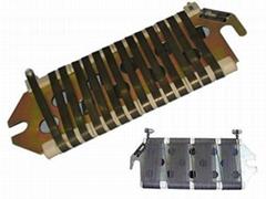 板形线绕电阻ZB1-350W