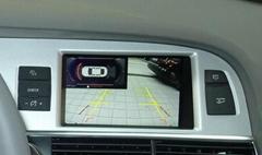 Interface: GPS(Navigation), Parking Guideline for Audi MMI 3G 4G