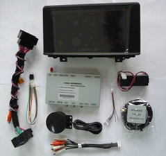 BMW -1S Big  Monitor Interface, GPS(Navigation), Parking Guideline