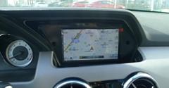 Manufacture-Benz Navi/GPS for C-GLK-SLK Class