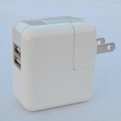 双USB充电器带中日美式插头