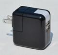 双USB充电器带中日美式插头 5