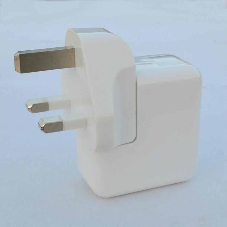 双USB充电器带英式插头 2
