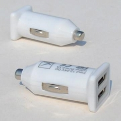 Dual USB car charger  (Hot Product - 1*)