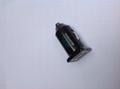 双USB车载充电器(黑色) 5