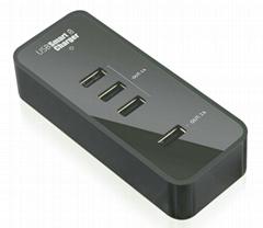 全新USB智能充電器 GU3036B