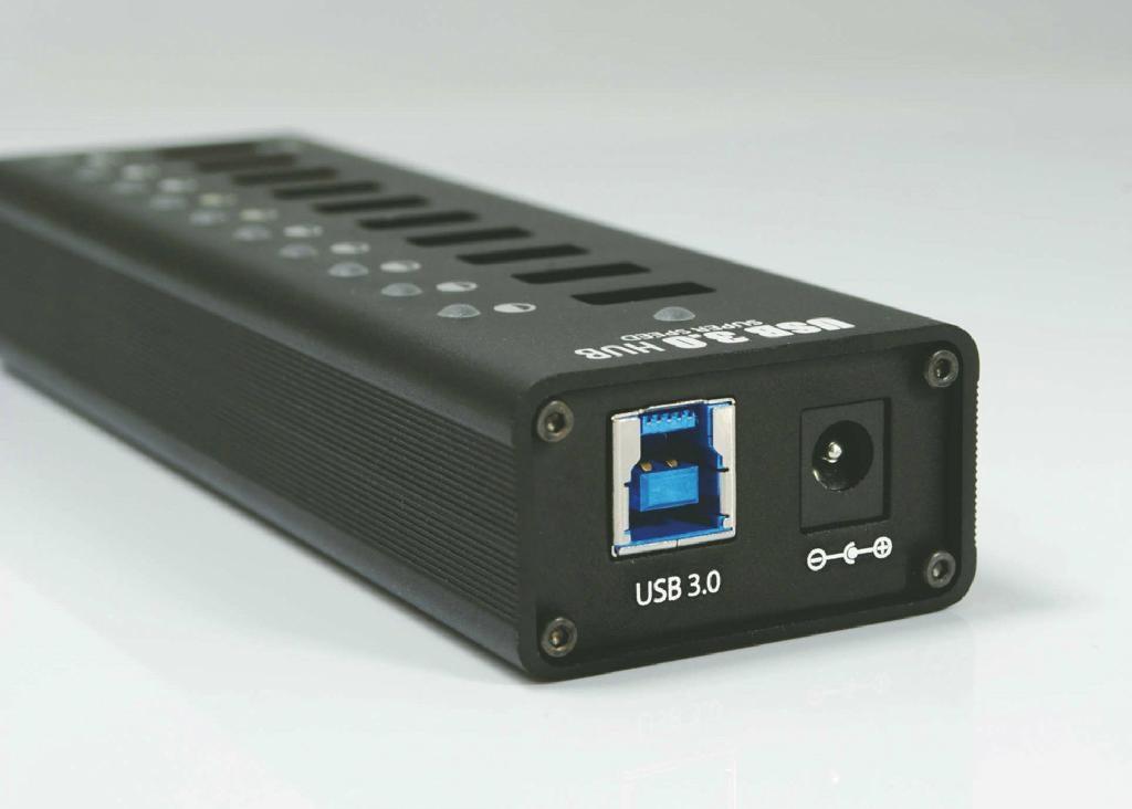 USB3.0HUB 7 PORT   GU3038B 2