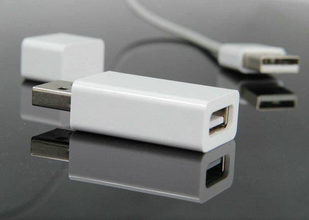 USB3.0 智能充电转换器 GS036C 1