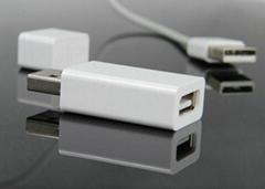 USB3.0 智能充电转换器 GS036C