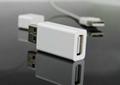 USB3.0 智能充电转换器 GS036C 2