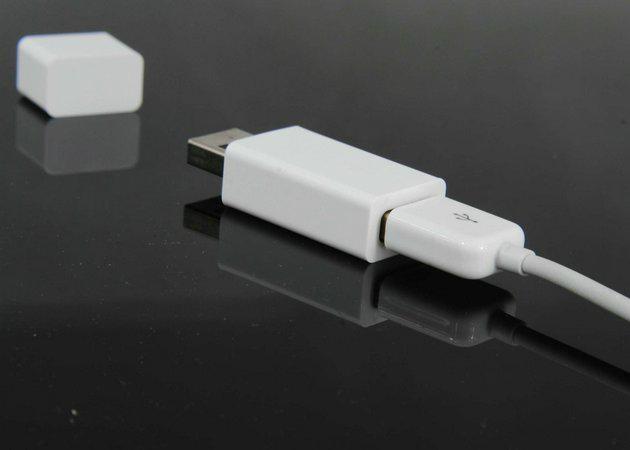 USB3.0 智能充电转换器 GS036C 3
