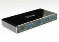 USB3.0十口集線器 GH3