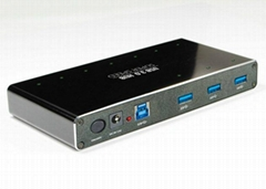 USB3.0十口集线器 GH3052A