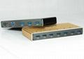 USB3.0十口集線器 GH3052A   2