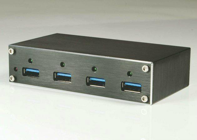 USB3.0HUB 4-PORT   GH3060B 1