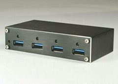 USB3.0 四口集線器 GH3060B