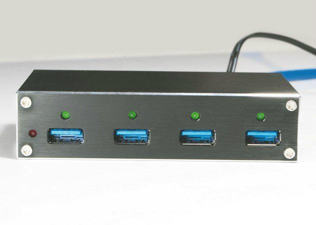USB3.0HUB 4-PORT   GH3060B 5