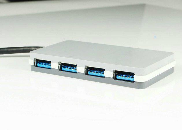 USB3.0 四口集線器 GU3031A 2