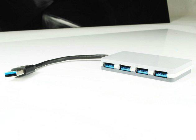USB3.0 四口集線器 GU3031A 3