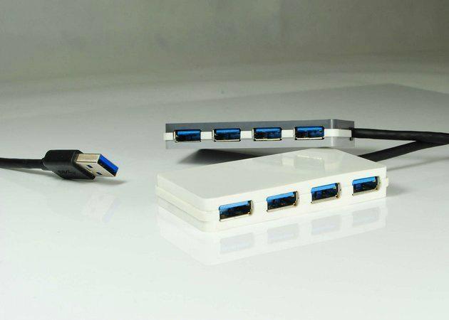 USB3.0 四口集線器 GU3031A 4