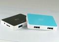 USB3.0 四口集线器 GU3020A  2