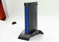 USB3.0 四口集線器 GU3021B