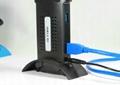 USB3.0 四口集線器 GU3021B  4