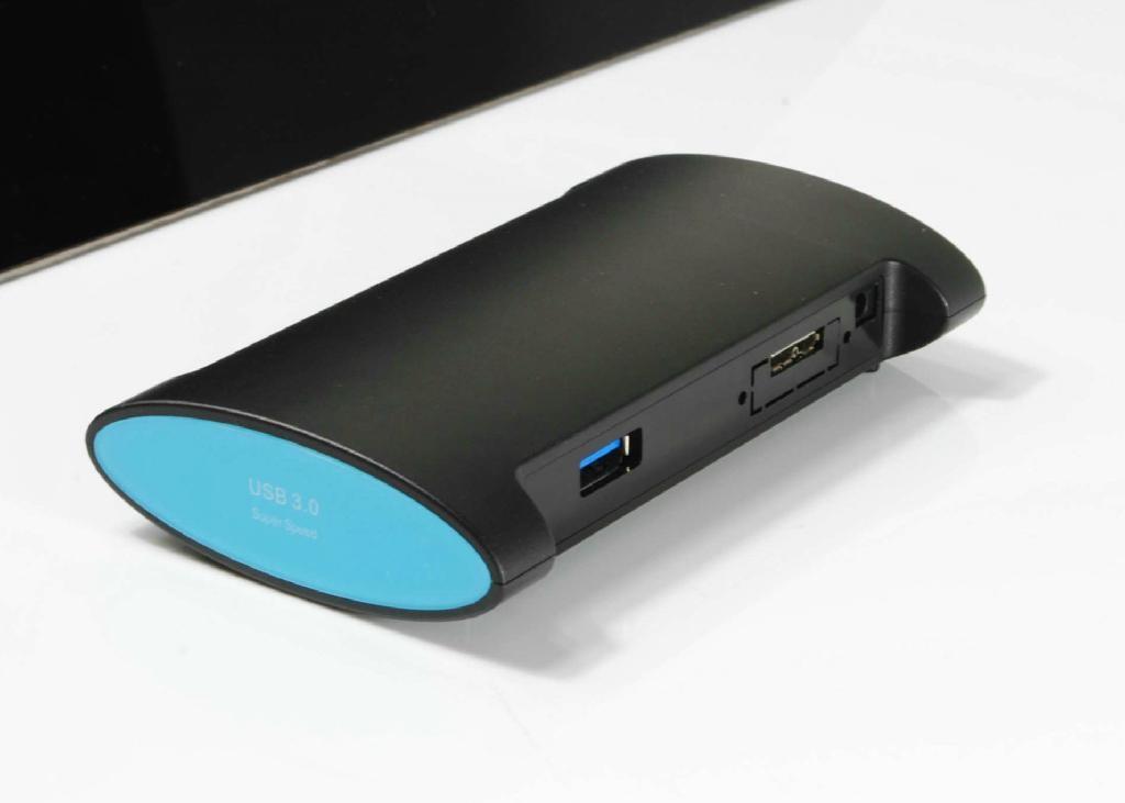 USB3.0 四口集線器 GU3021B  5