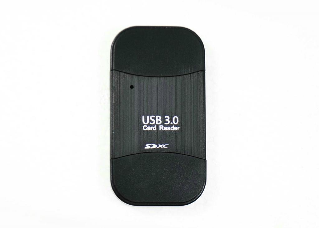 USB3.0多功能读卡器 GC3016A  1