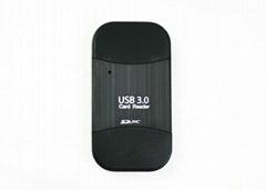 USB3.0多功能讀卡器 GC3016A