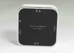 USB3.0多功能讀卡器 GC3015A