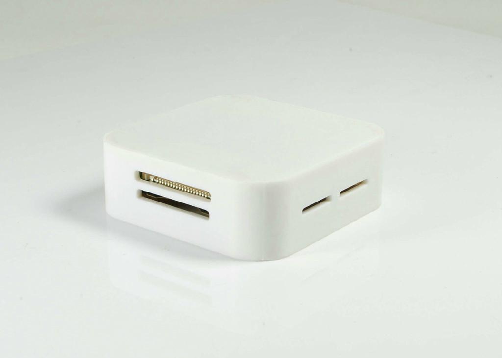 USB3.0多功能讀卡器 GC3015A  3