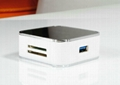 USB3.0多功能讀卡器 GC3015A  4