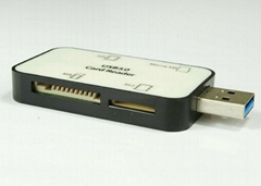 USB 3.0 Card Reader  GC3008A