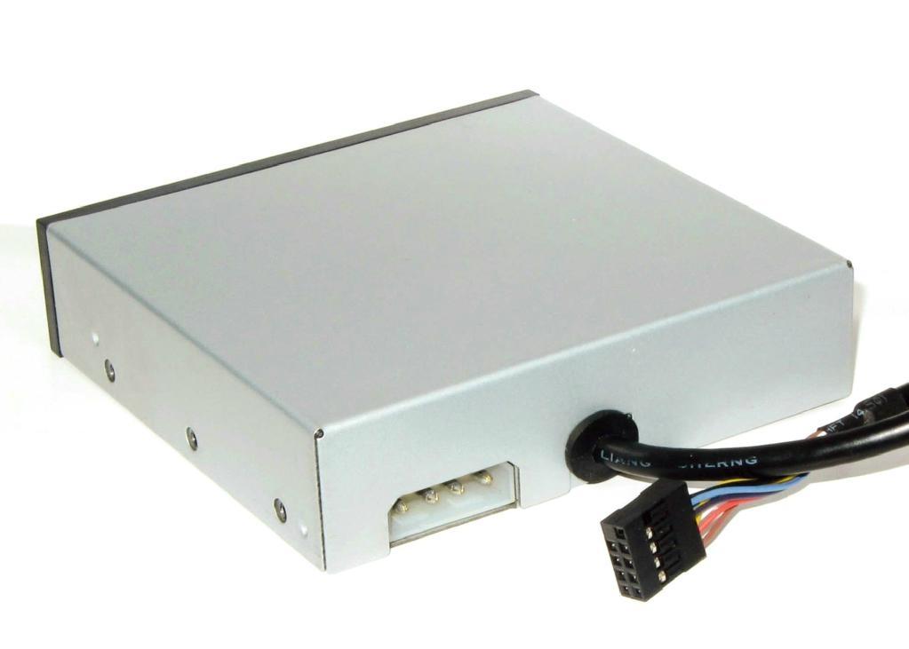 USB3.0 Internal Hub + USB 2.0 All-in-one Card Reader GC006A-3.0  2