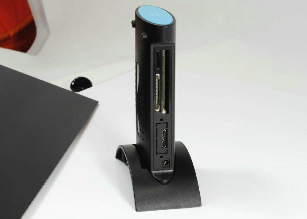 USB3.0 三口集線器+讀卡器 GU3022B  1