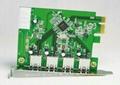 USB3.0 PCI-E轉接卡