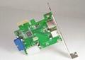 USB3.0 PCI-E轉接卡  GP3017A  3