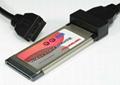 USB3.0 PCI-E 转  HUB  GP3021A  2