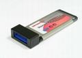 USB3.0 PCI-E 转  HUB  GP3021A  3