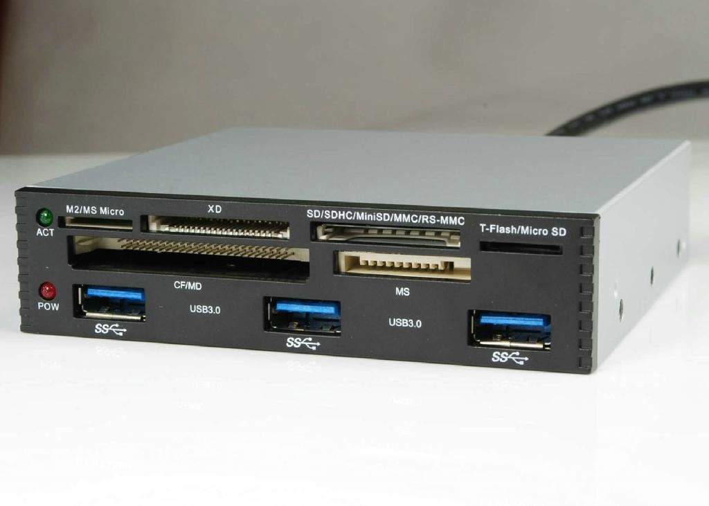 USB3.0 PCI-E 轉  HUB  GP3030A  1