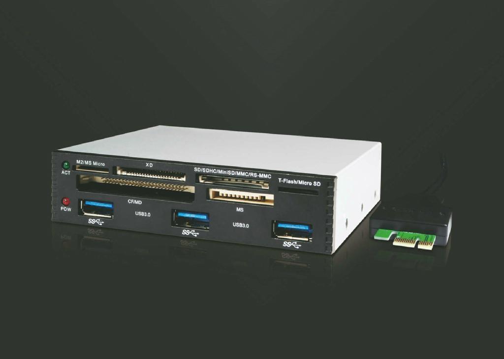 USB3.0 PCI-E 转  HUB  GP3030A  3