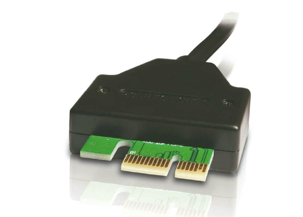 USB3.0 PCI-E 转  HUB  GP3030A  5