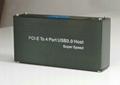 USB3.0 PCI-E 转 USB3.0 HUB (可用笔记本和台式机)  GP3060A  3