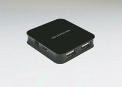 USB 2.0 四口集线器  GC003A