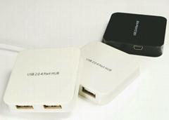 USB 2.0 四口集線器  GC003B
