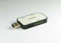 USB 2.0 Multi Cards Reader  2