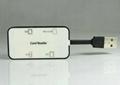 USB2.0多功能讀卡器  GC008B  2
