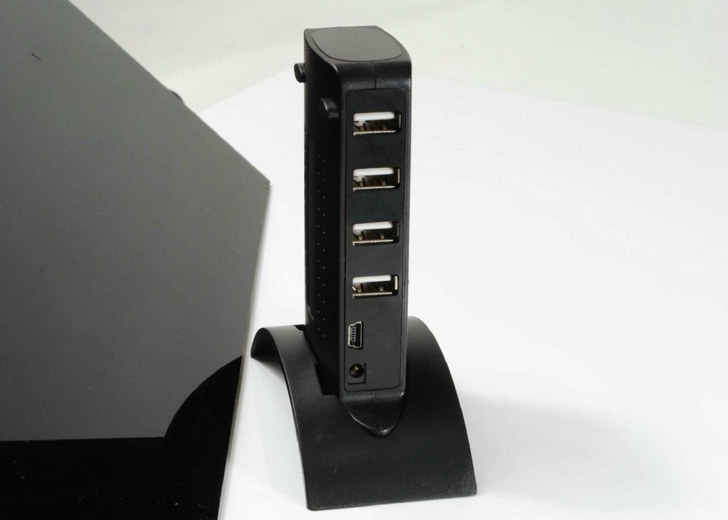USB 2.0 Four Ports Hub  GU2027A  1