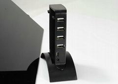 USB 2.0 四口集线器  GU2027A